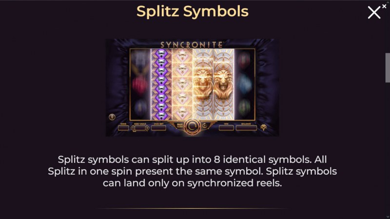 Syncronite :: Spiltz Symbol