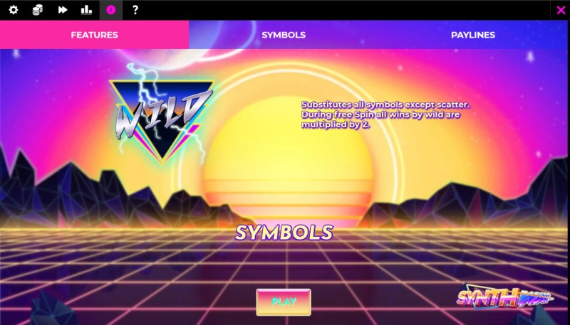Synthway :: Wild Symbol Rules