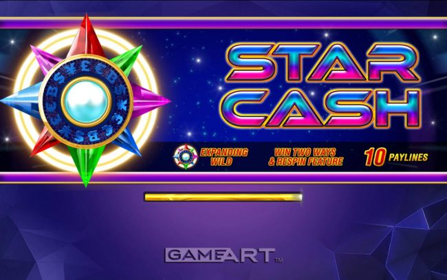 Play slots at Loki Casino: Loki Casino featuring the Video Slots Star Cash with a maximum payout of $500