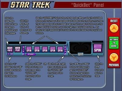 Leo Vegas featuring the Video Slots Star Trek: Red Alert with a maximum payout of $5,000