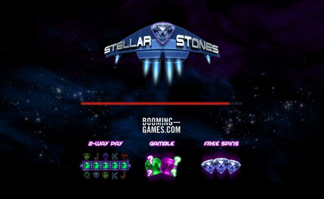 All Wins Casino featuring the Video Slots Stellar Stones with a maximum payout of $15,000