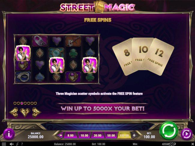Street Magic ::