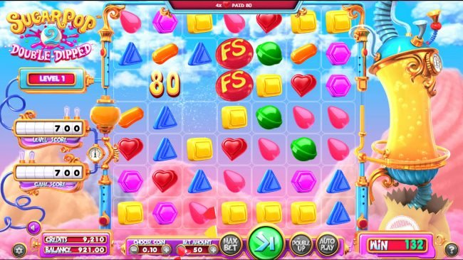 Sugar Pop 2 Double Dipped :: Multiple winning combinations