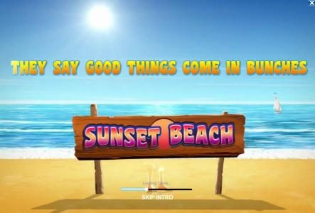 Play slots at Europlay: Europlay featuring the Video Slots Sunset Beach with a maximum payout of $75,000