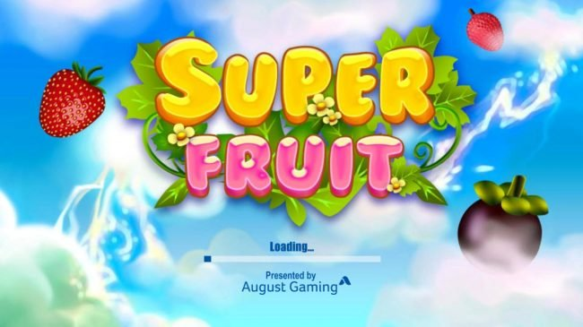 Play slots at Explosino: Explosino featuring the Video Slots Super Fruit with a maximum payout of $2,400,000