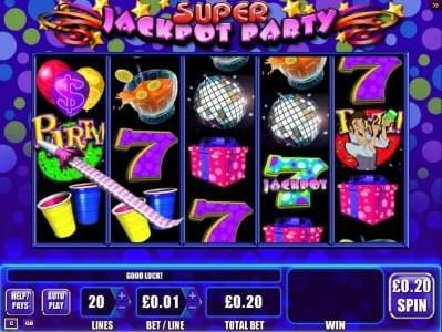 Jackpot party online slot machine songs of film gambler