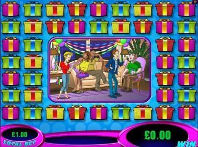 Super Jackpot Party :: Pick a Present