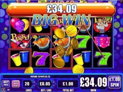Super Jackpot Party :: Big Win