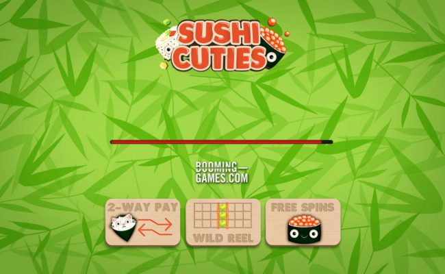 NordiCasino featuring the Video Slots Sushi Cuties with a maximum payout of $30,000