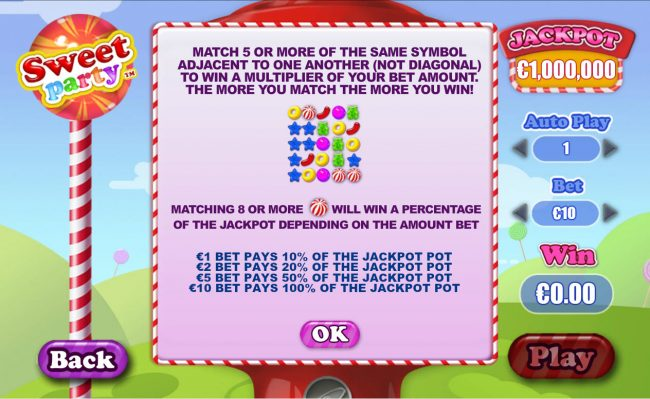 Jackpot Game Rules