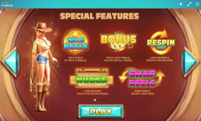Shadowbet featuring the Video Slots Temple of Gold with a maximum payout of $15,000