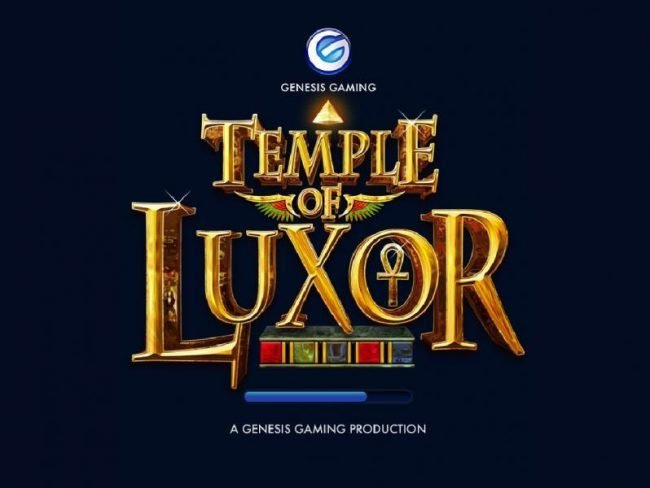 Next Casino featuring the Video Slots Temple of Luxor with a maximum payout of $50,000