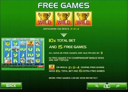 City Tower featuring the Video Slots Tennis Stars with a maximum payout of $500,000