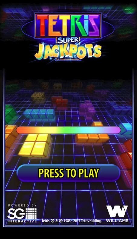 Tetris Super Jackpots :: Introduction