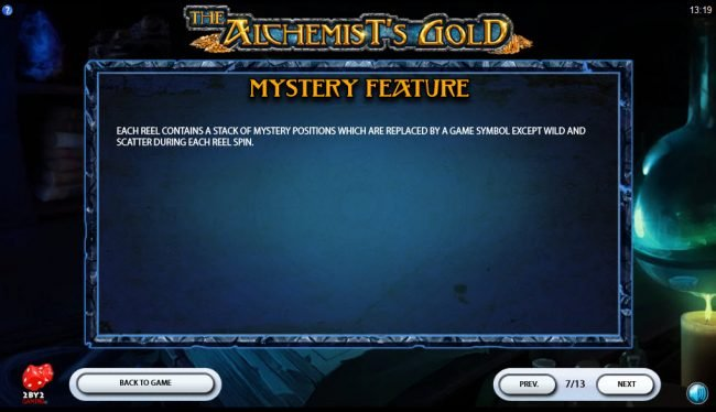 Play slots at 21 Prive Casino: 21 Prive Casino featuring the Video Slots The Alchemist's Gold with a maximum payout of $80,000