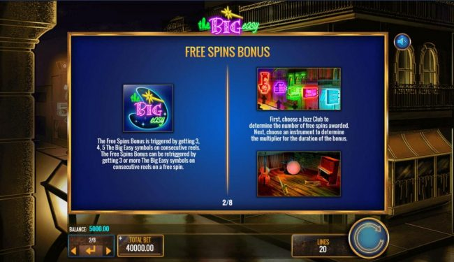 Free Spins Bonus Rules