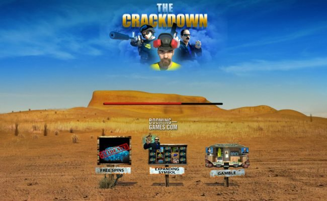 The Crackdown :: Introduction