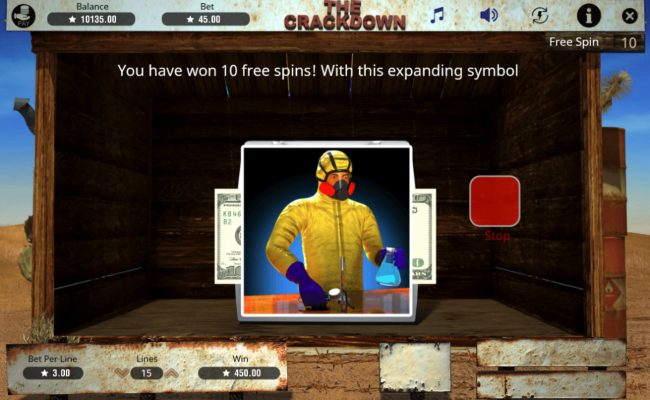 The Crackdown :: 10 Free Games Awarded