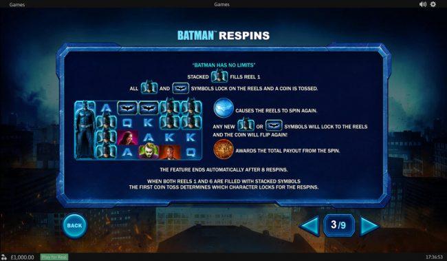 Batman Respins
