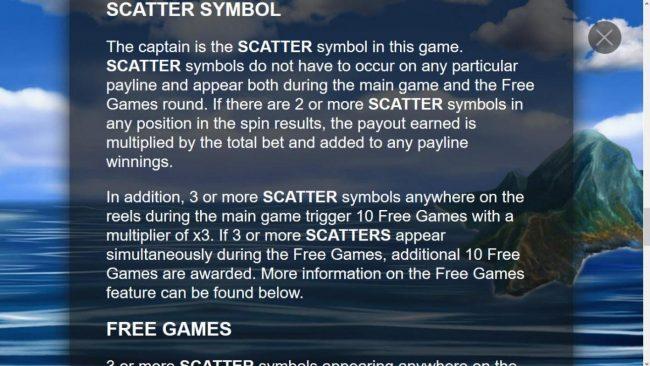 Scatter Symbol Rules