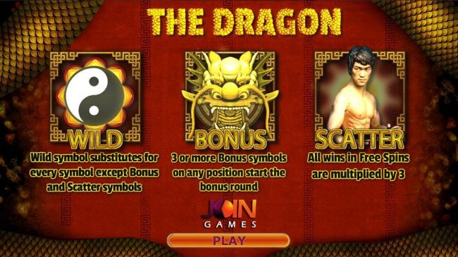 The Dragon :: Introduction