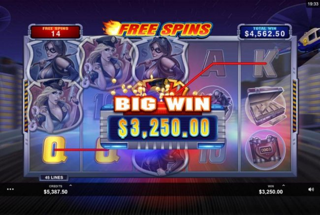 Virgin featuring the Video Slots The Heat is On with a maximum payout of $2,500