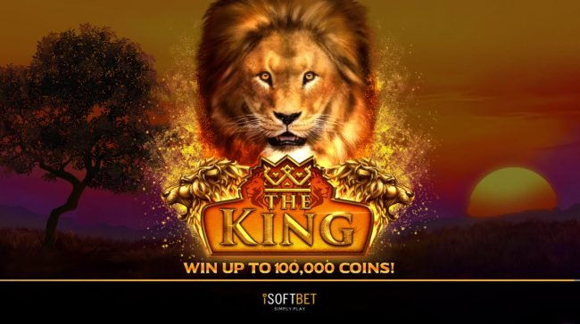 Play slots at Kings Chance: Kings Chance featuring the Video Slots The King with a maximum payout of $100,000