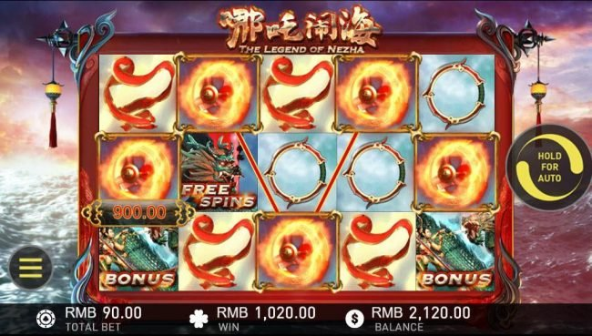 Spiele The Legend Of Nezha - Video Slots Online