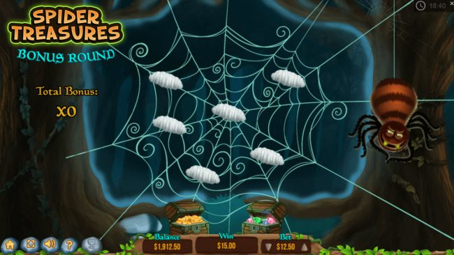 Bonus Feature Game Board