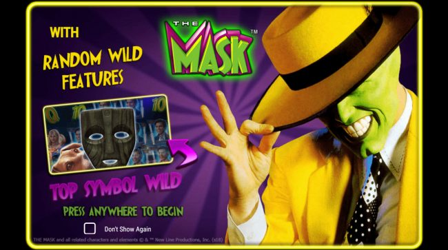 Play slots at Jackpot Paradise: Jackpot Paradise featuring the Video Slots The Mask with a maximum payout of $25,000