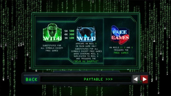 Play slots at Casino.DK: Casino.DK featuring the Video Slots The Matrix with a maximum payout of $225,000