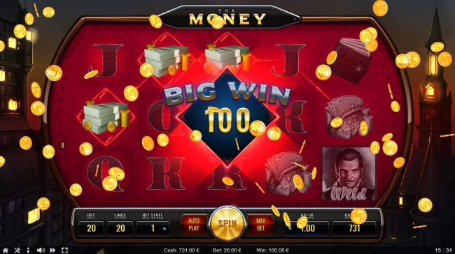 The Money :: Big Win