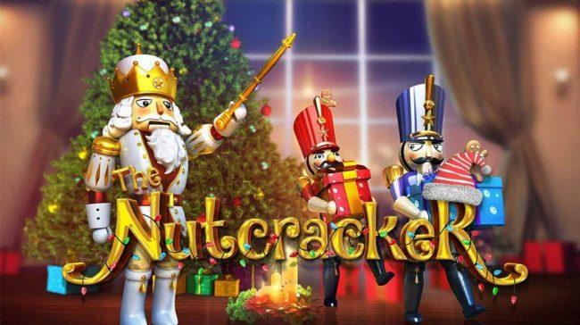The Nutcracker :: Splash screen - game loading - Christmas Holiday Theme