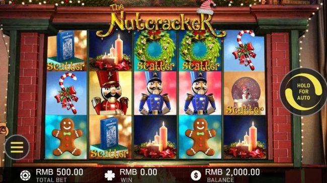 The Nutcracker :: Main Game Board