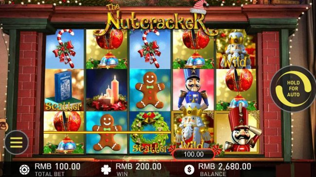 The Nutcracker :: The game pays in both directions
