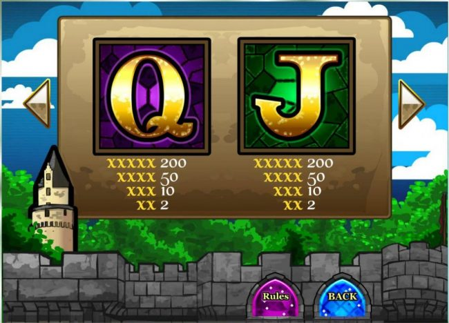 Play slots at Wicked Bet: Wicked Bet featuring the Video Slots The Prince's Quest with a maximum payout of $10,000