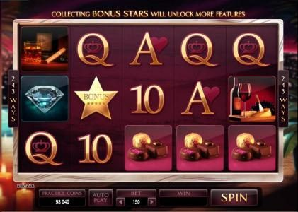 Play slots at Vegas Slot: Vegas Slot featuring the Video Slots The Finer Reels of Life with a maximum payout of $90,000