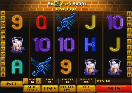 Play slots at Europa: Europa featuring the Video Slots The Jazz Club with a maximum payout of $50,000