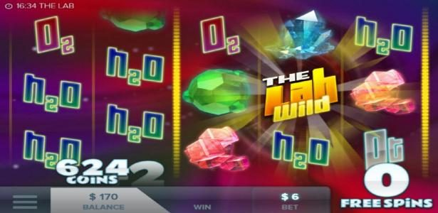 Play slots at Jackpot Mobile: Jackpot Mobile featuring the Video Slots The Lab with a maximum payout of $276,000