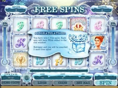 Mummys Gold featuring the Video Slots The Lost Princess Anastasia with a maximum payout of $4,000