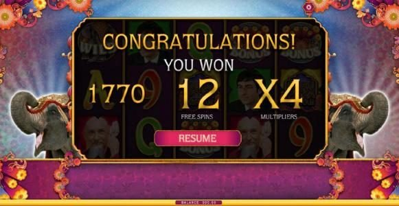 Betchan featuring the Video Slots The Love Guru with a maximum payout of $1,000