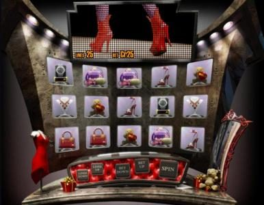 Slotland featuring the Video Slots The Reel De Luxe with a maximum payout of $5,000