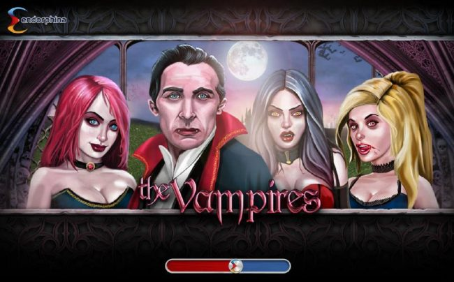 Betchain featuring the Video Slots The Vampires with a maximum payout of $250,000
