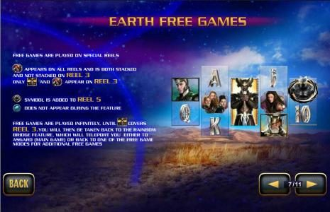 Earth Free Games