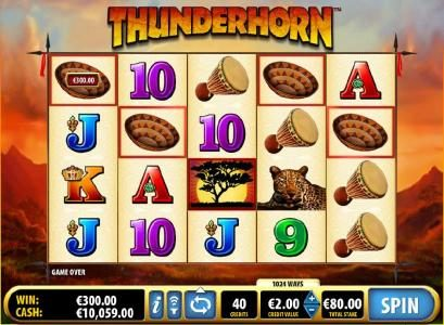 Play slots at Secret Slots: Secret Slots featuring the Video Slots Thunderhorn with a maximum payout of $4,800