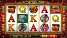 Lucky Emperor featuring the Video Slots 108 Heroes with a maximum payout of $120,000