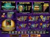 Uptown Aces featuring the video-Slots Aztec's Millions with a maximum payout of JACKPOT