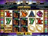 Saturn featuring the video-Slots Aztec's Millions with a maximum payout of JACKPOT