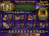 Club USA Casino featuring the Video Slots Aztec's Treasure Feature Guarantee with a maximum payout of $250,000