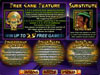 Uptown Aces featuring the Video Slots Aztec's Treasure Feature Guarantee with a maximum payout of $250,000